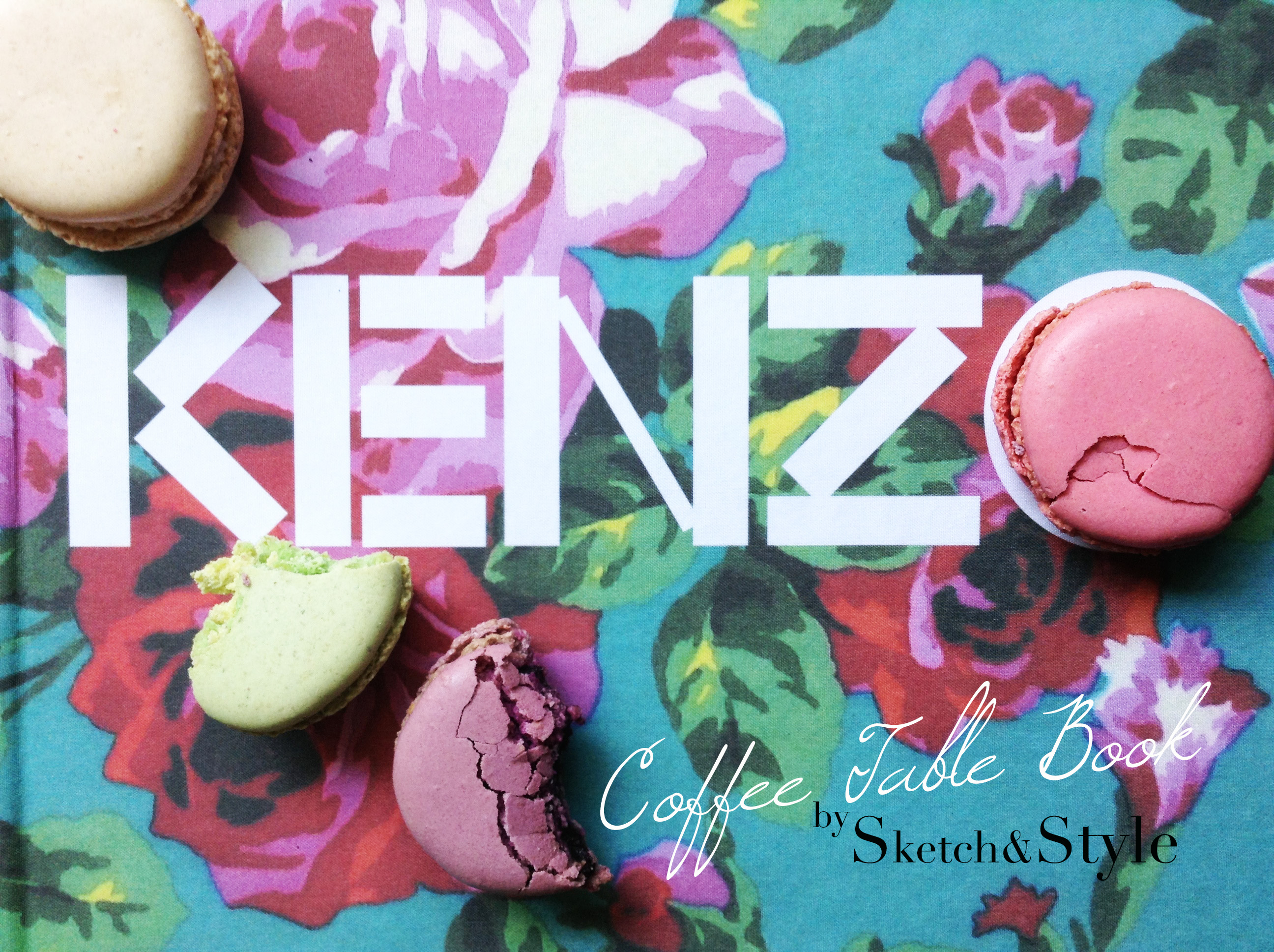 Kenzo - Coffee Table Book