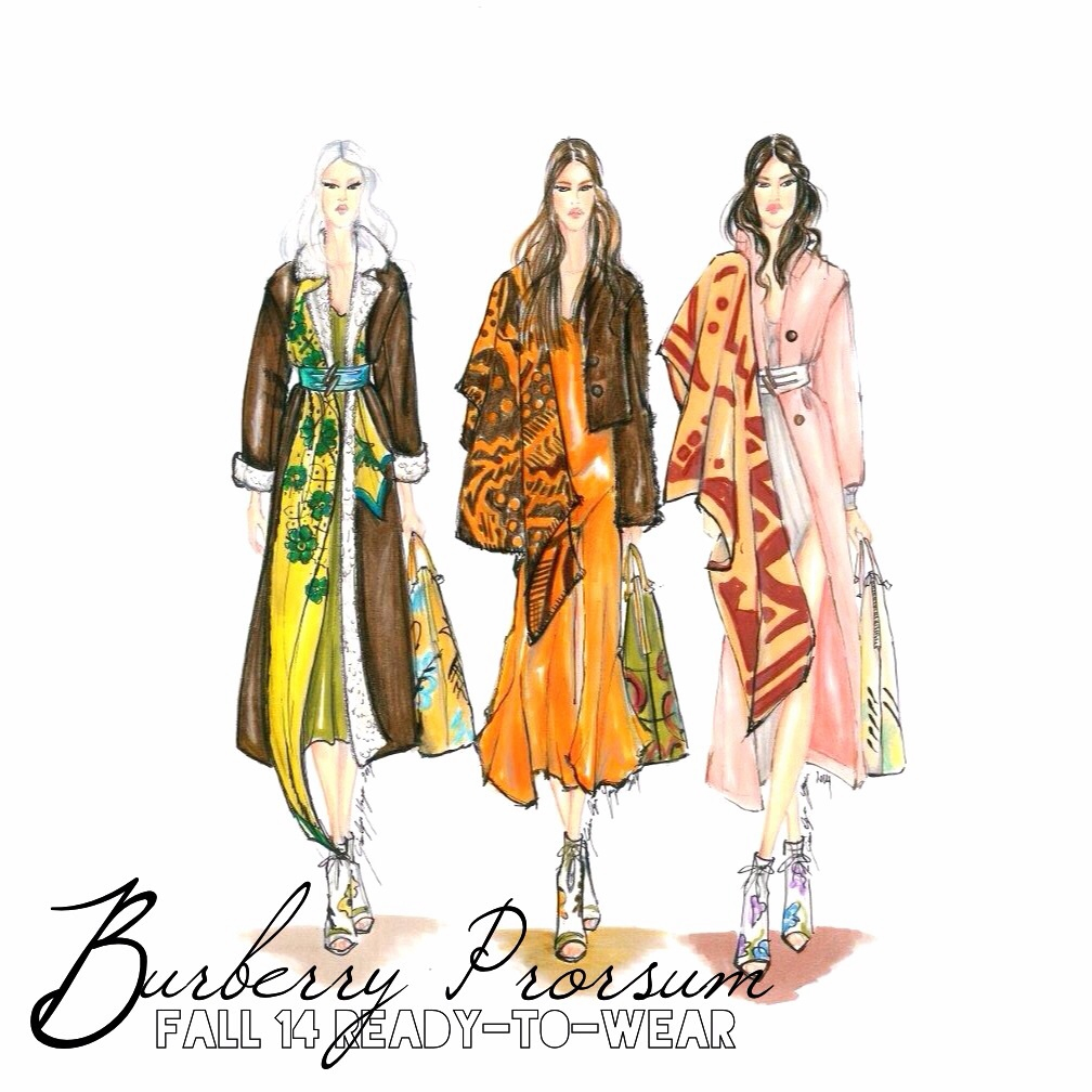 Burberry Prorsum - London