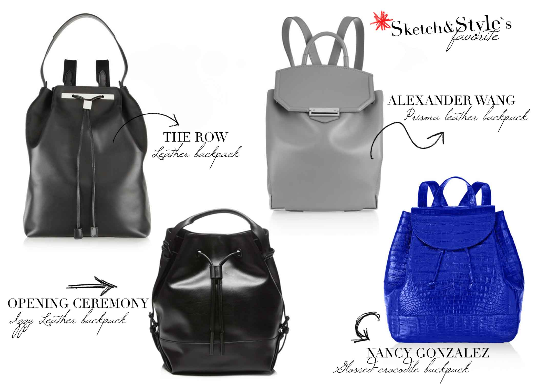 Designer Backpacks1