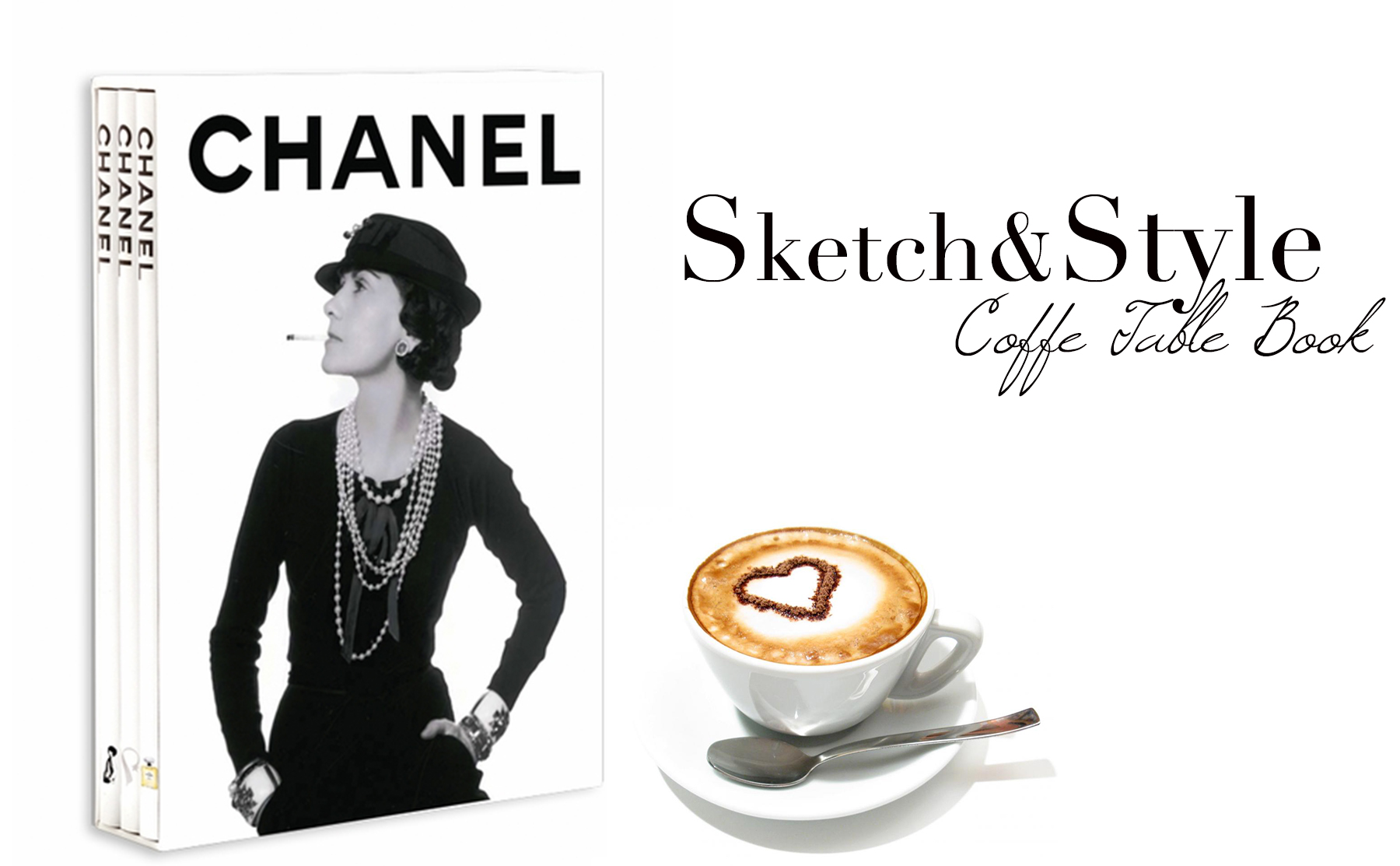 Coffee Table Book Chanel