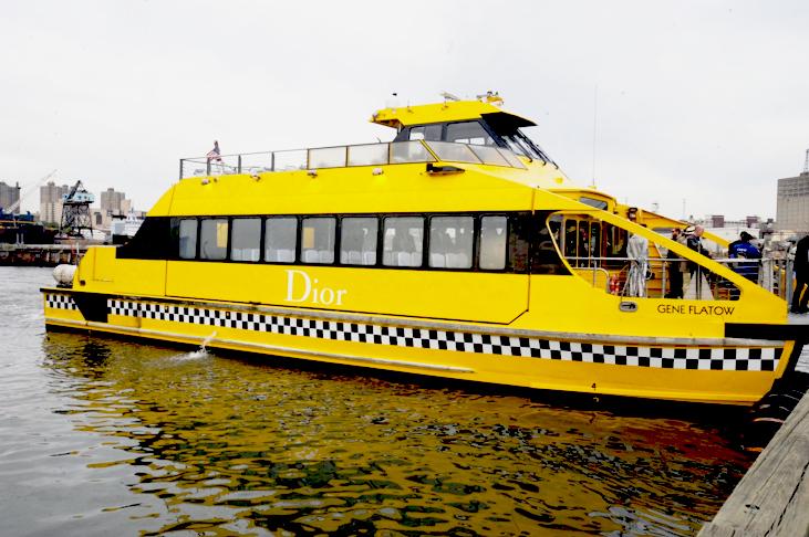 Dior Boat