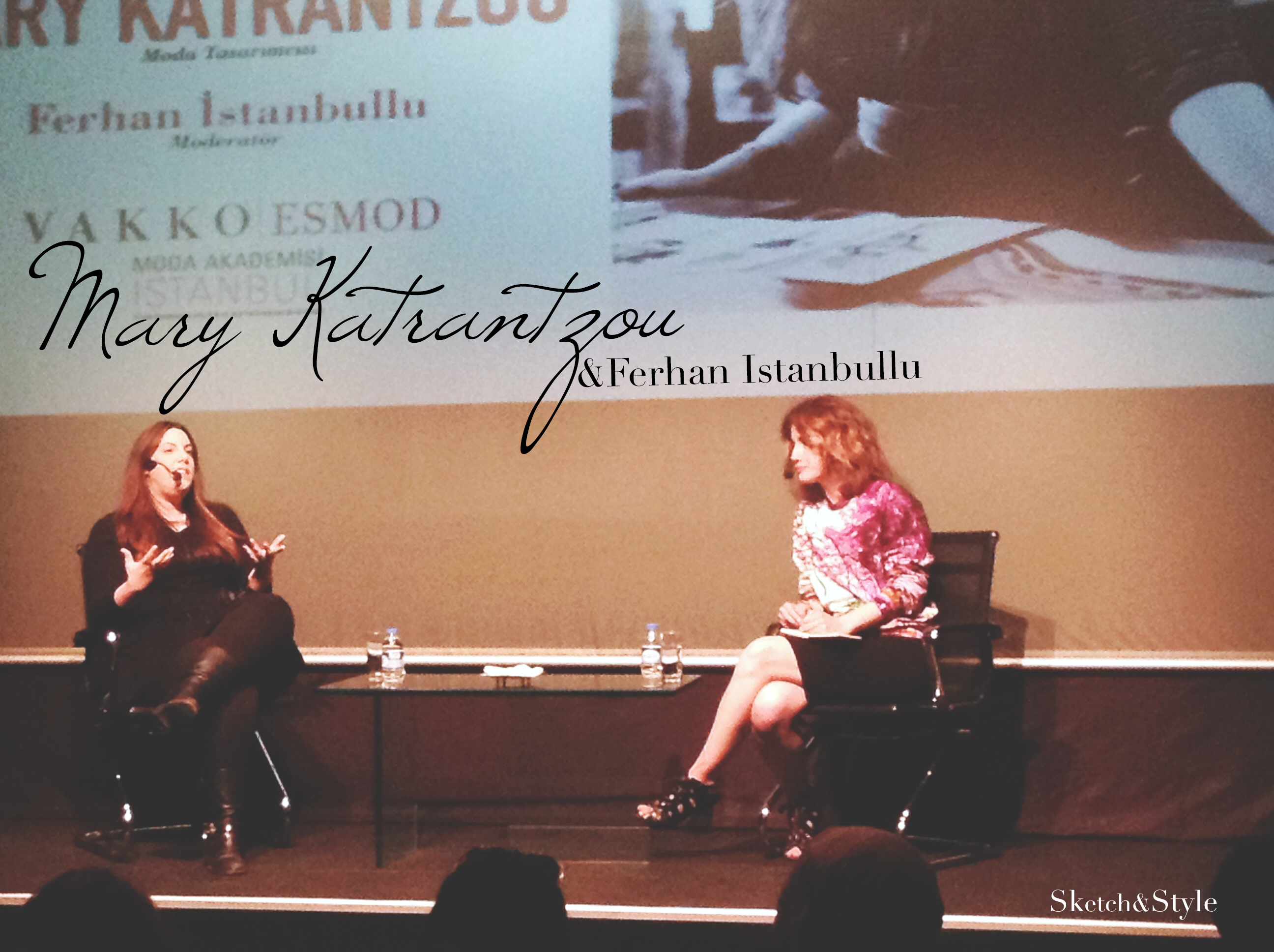 Fashion Talk: Mary Katrantzou