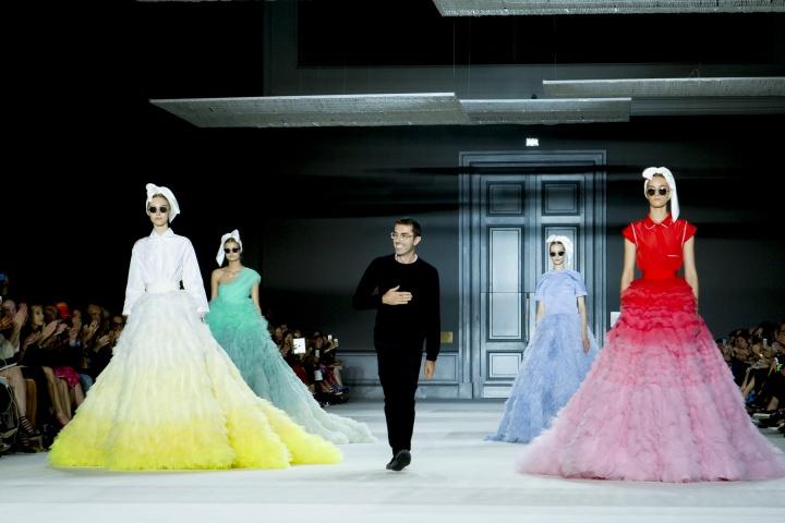 GiambattistaValli Couture fall-2014 Final