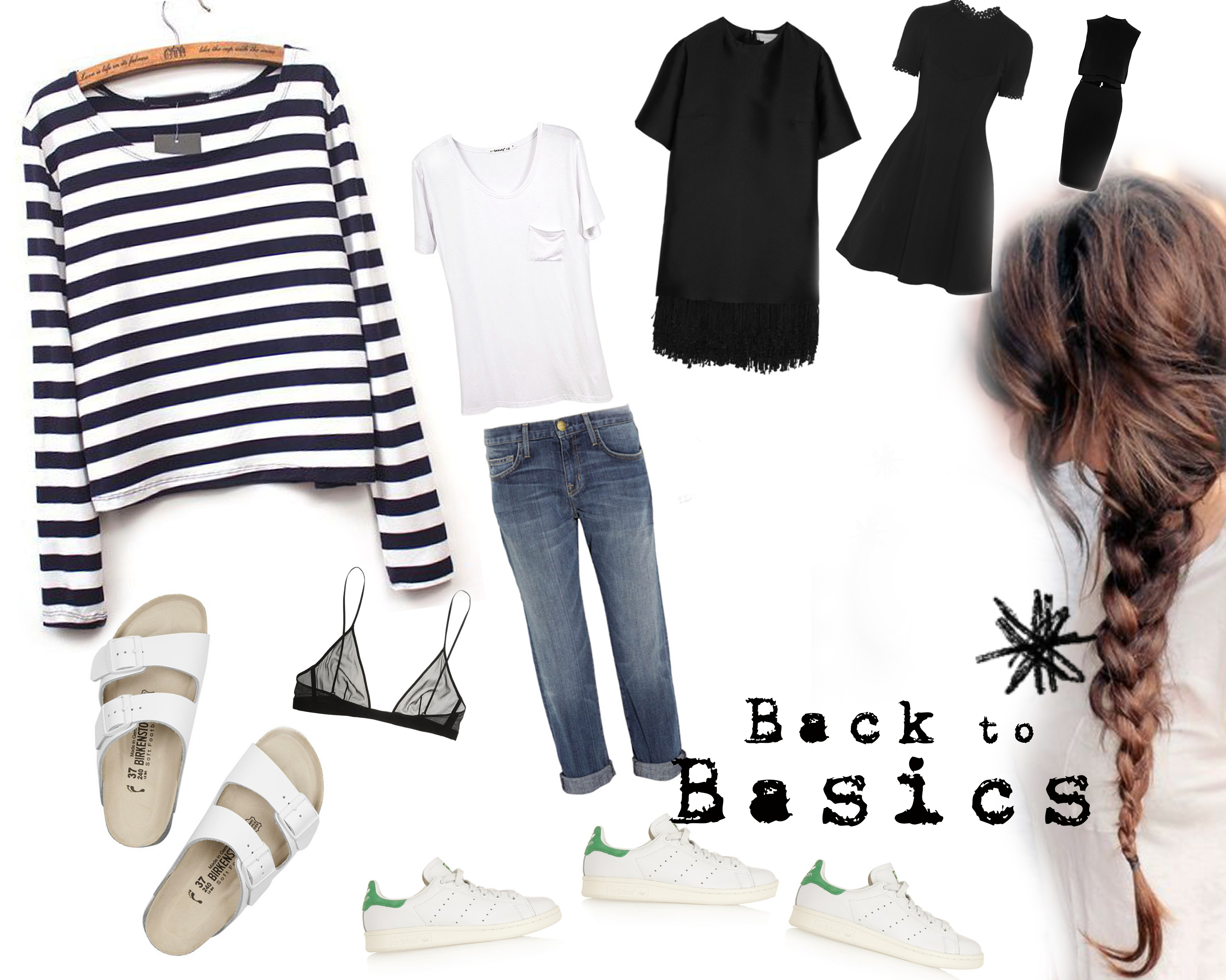 Back to Basics| Sketch&Style
