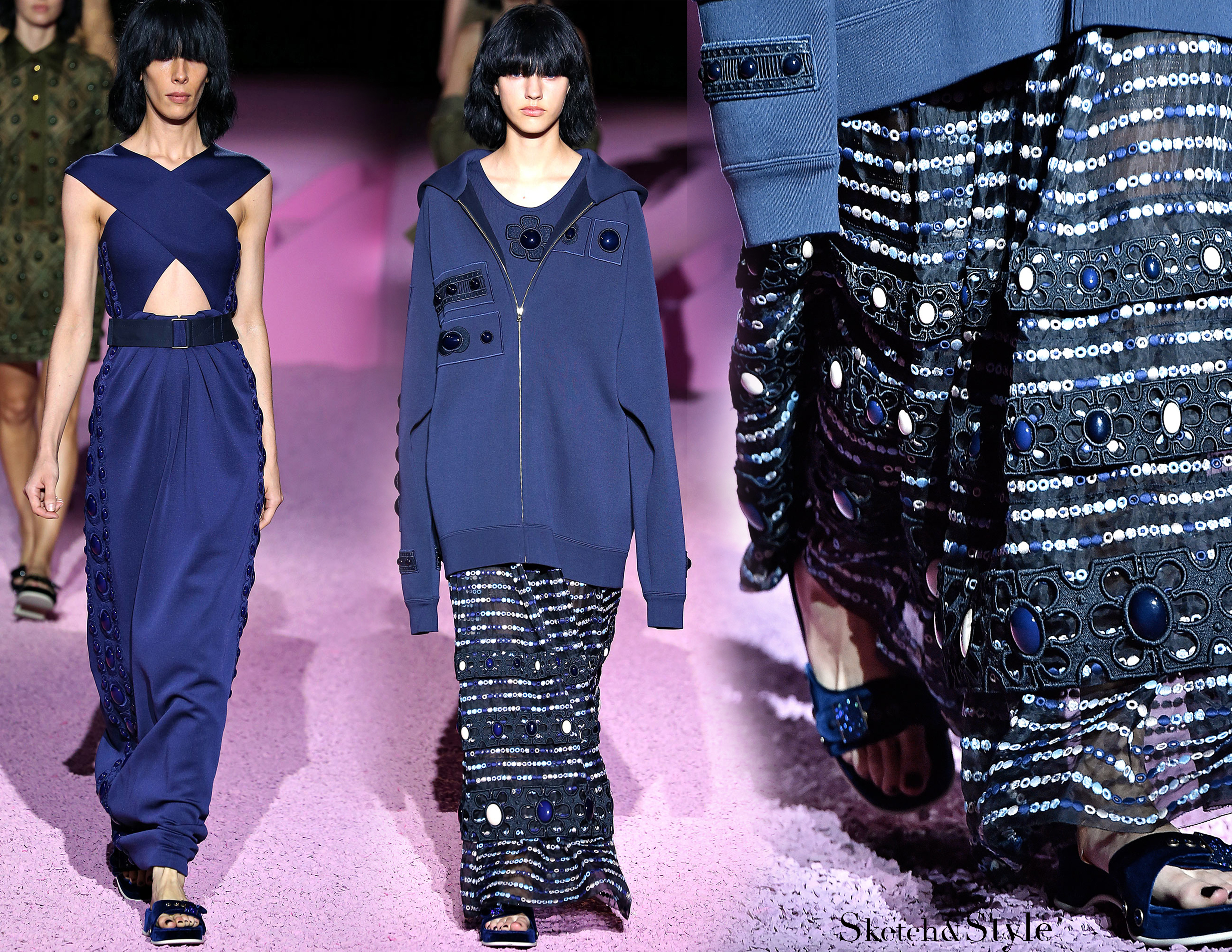 Marc Jacobs|Sketch&Style 1