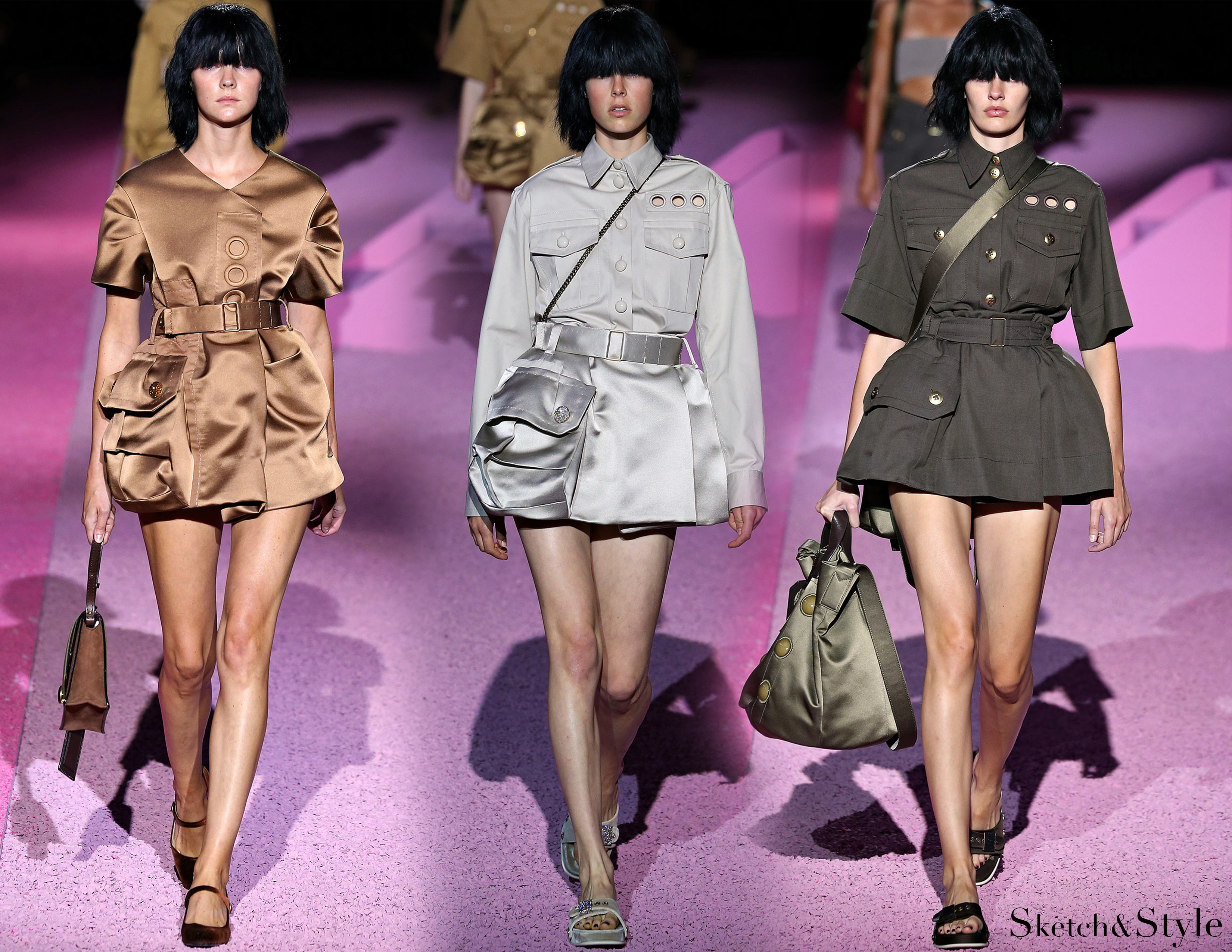 Marc Jacobs|Sketch&Style 2