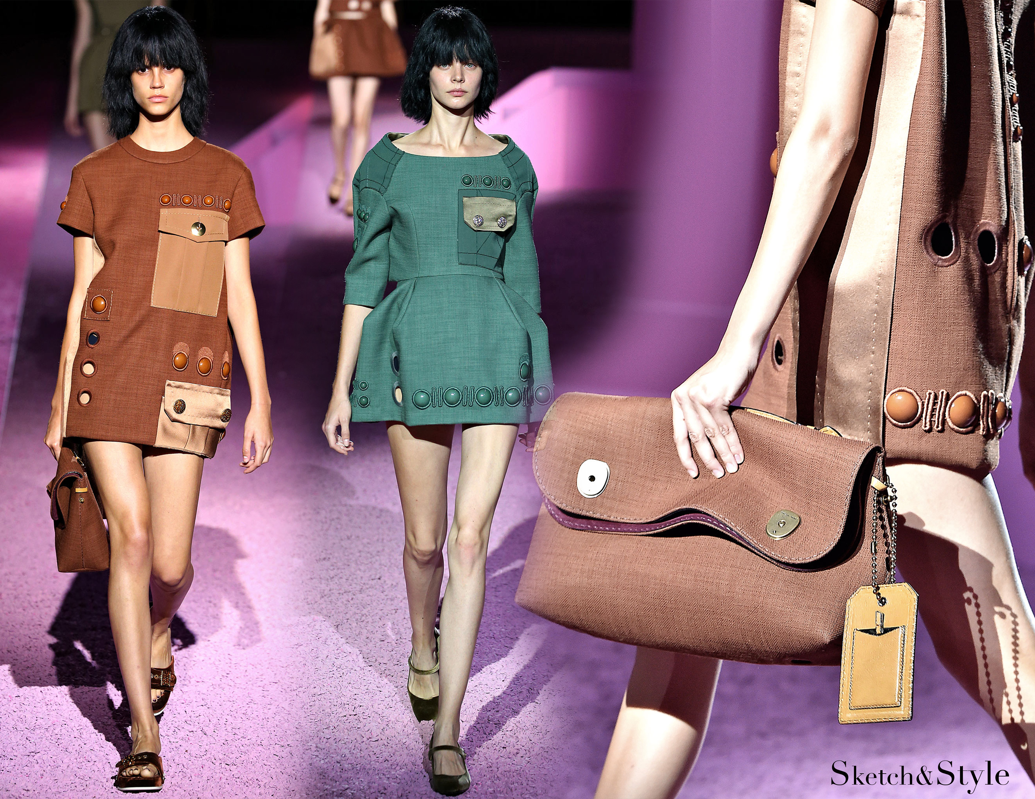 Marc Jacobs|Sketch&Style 3