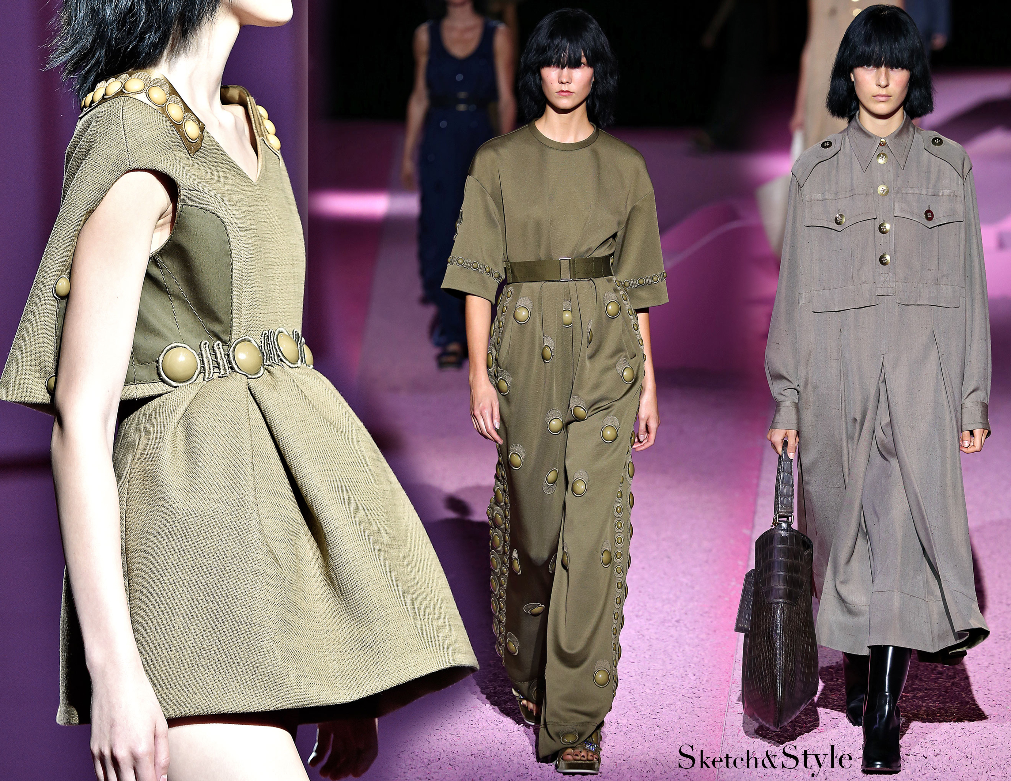 Marc Jacobs|Sketch&Style 4