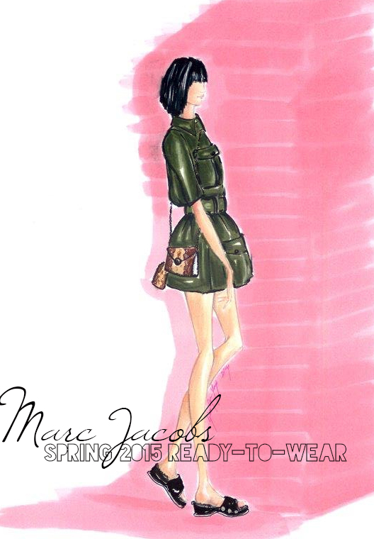 Marc Jacobs|Sketch&Style