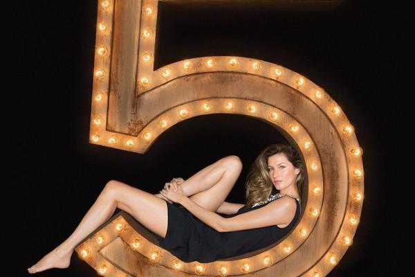 Chanel Nº5 Teaser-Gisele