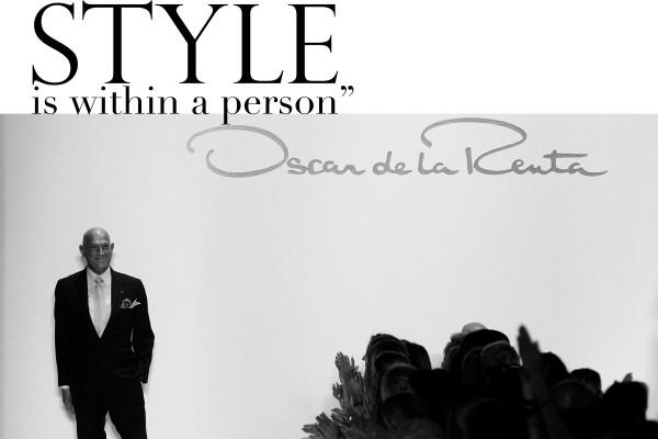 Oscar De La Renta | Sketch&Style