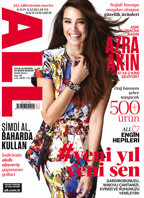 ALL Magazine January 2015