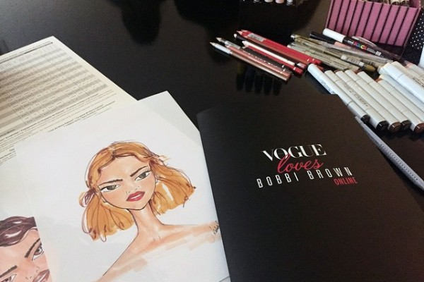 Bobbi Brown X Sketch&Style