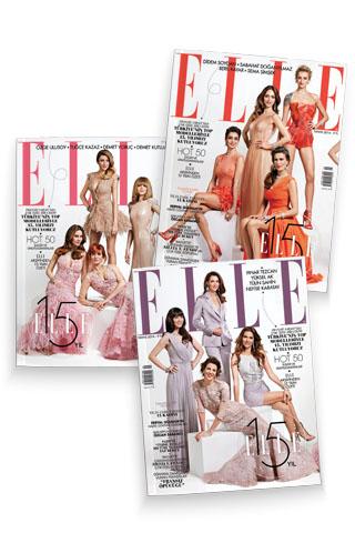 ELLE Magazine May 2014